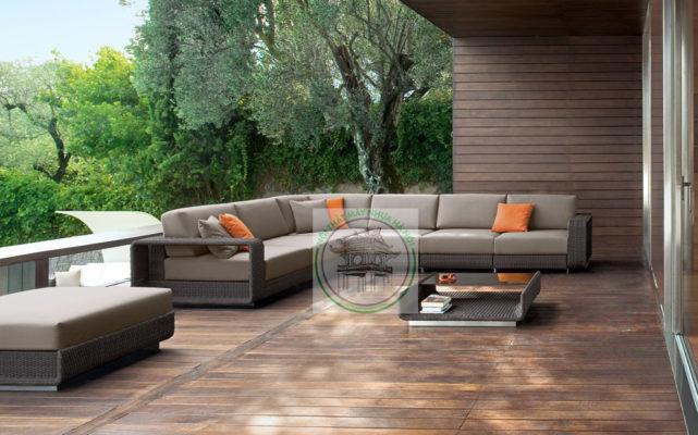sofa may nhua E129