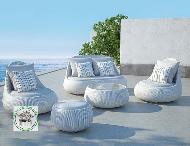 sofa may nhua E133